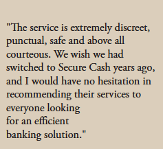 cash in transit banking
