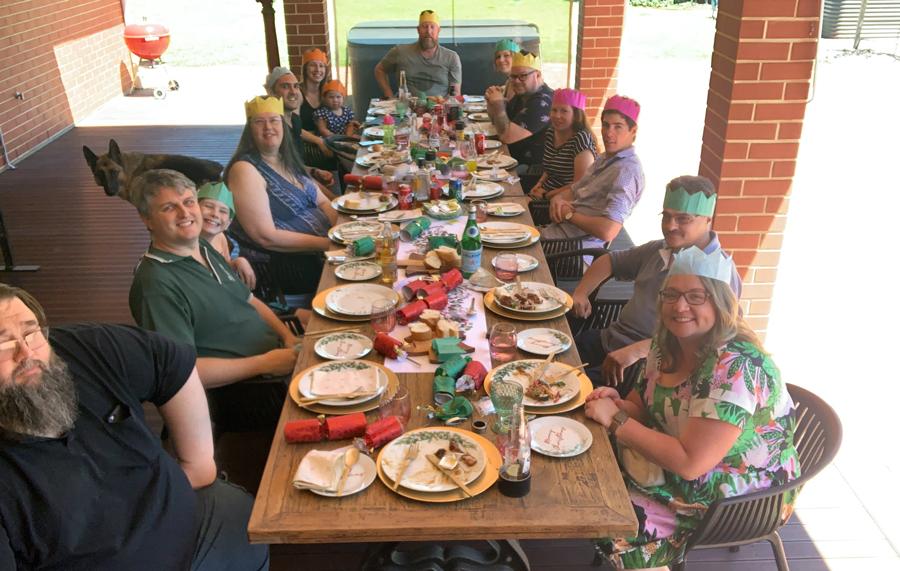 2019 SecureCash Christmas Lunch