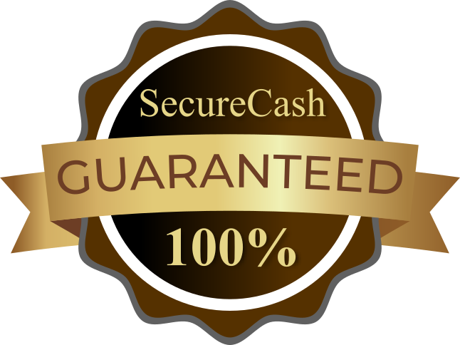 Canberra Cash Pickup Provider | SecureCash Guaranteed Seal